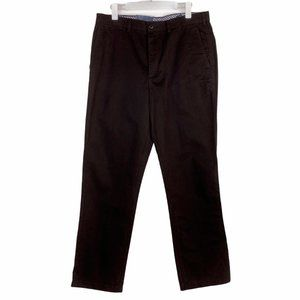 Cremieux Madison Flat-Front Stretch Twill Pants 33